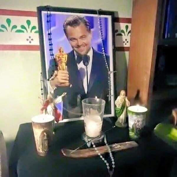 Meme Leonardo Di Caprio