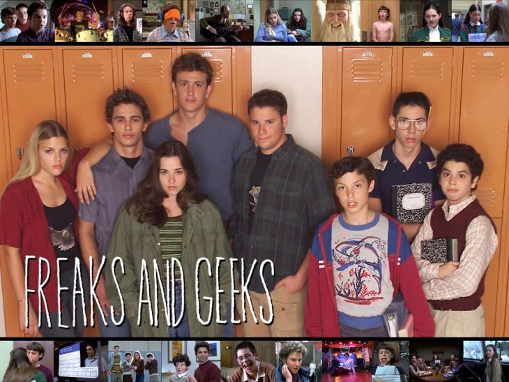 Cartel de Freaks and Geeks