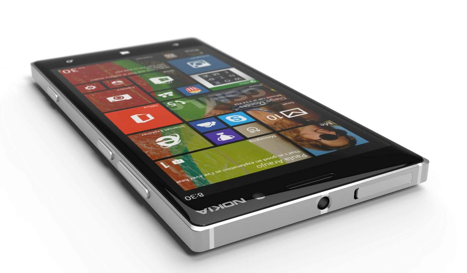 Nokia regresaría en 2016 con nuevo smartphone