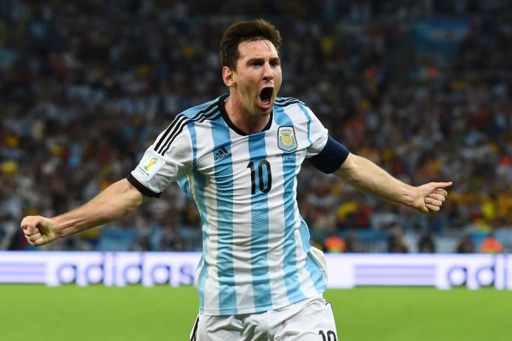 Lionerl Messi