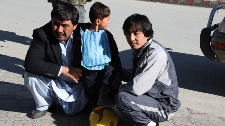 Padre de Murtaza Ahmadi