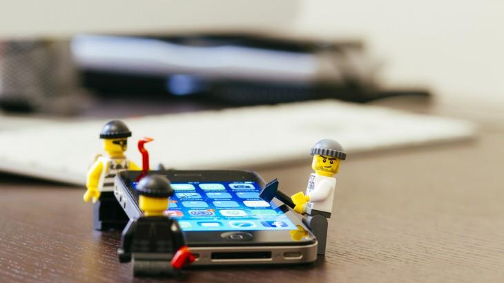 iPhone reparación