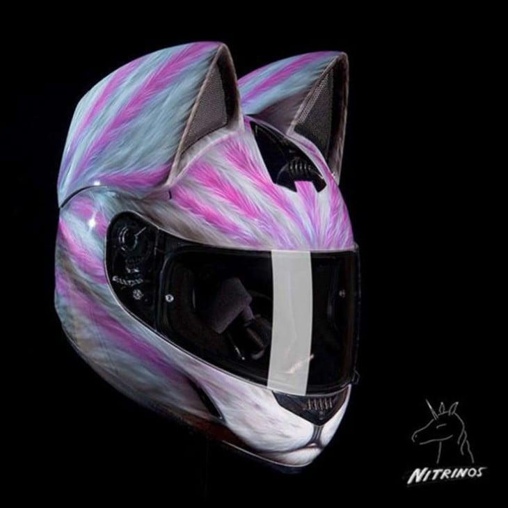 Casto Neko-Helmet