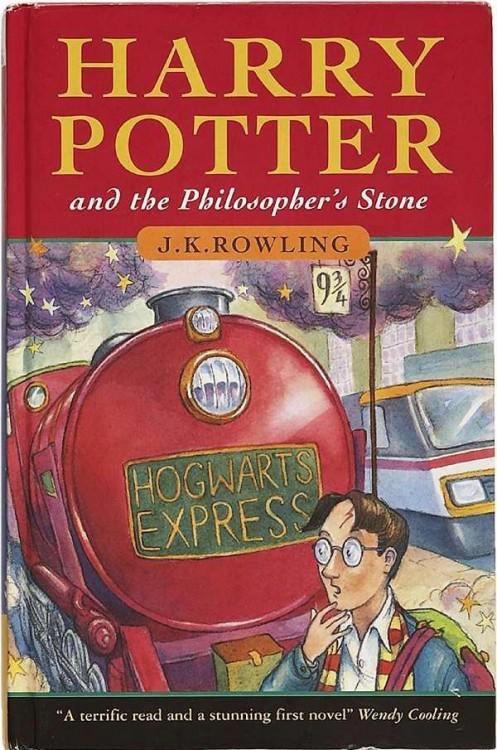 Priomera Edición de Harry Potter