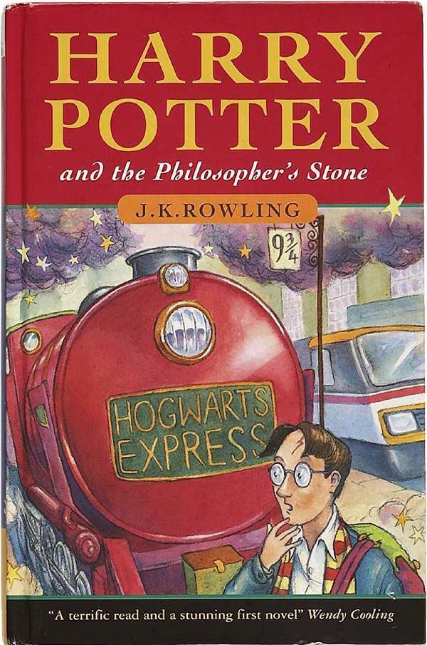 Los libros viejos de Harry Potter han aumentado su precio