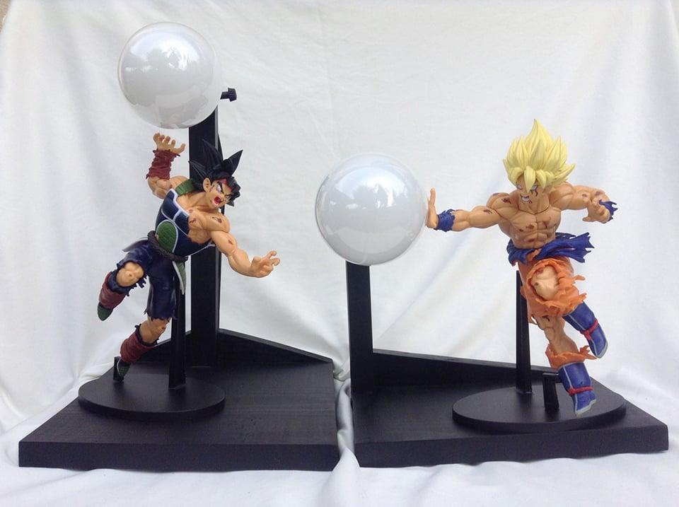 L mparas de dragon ball que est n volviendo loco a internet for Cuartos decorados de dragon ball z