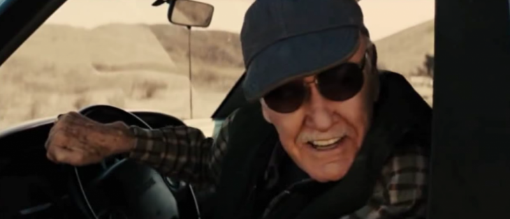 Thor stan lee cameos