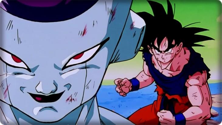 Goku vs. Freezer