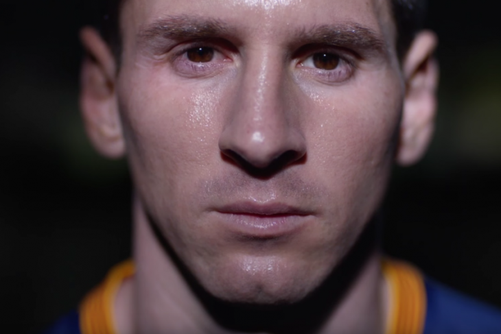 messi Gatorade