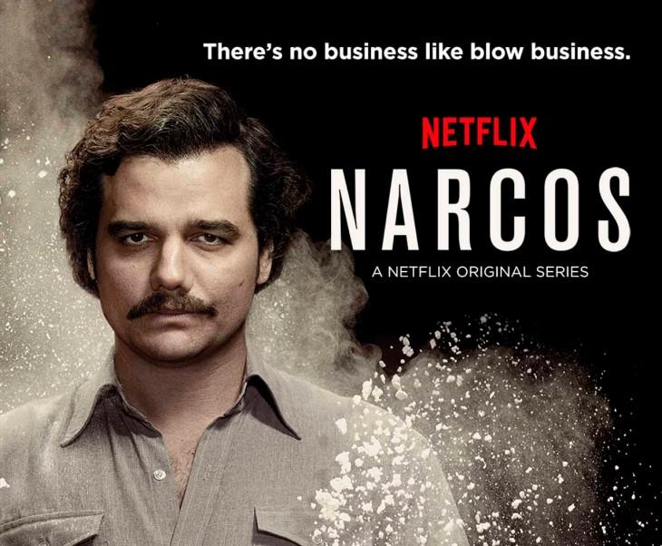 Wallpaper de la serie Narcos