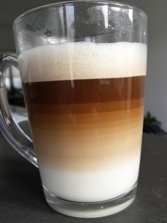capuchino perfecto