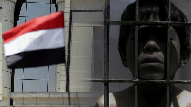 niño de 4 años sentenciado en egipto