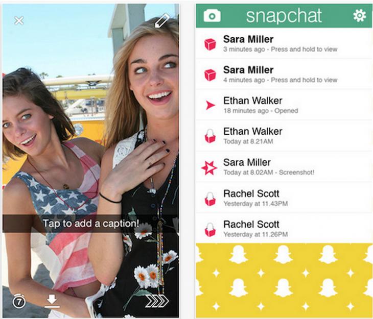 Formas de usar Snapchat sin aviso al remitente