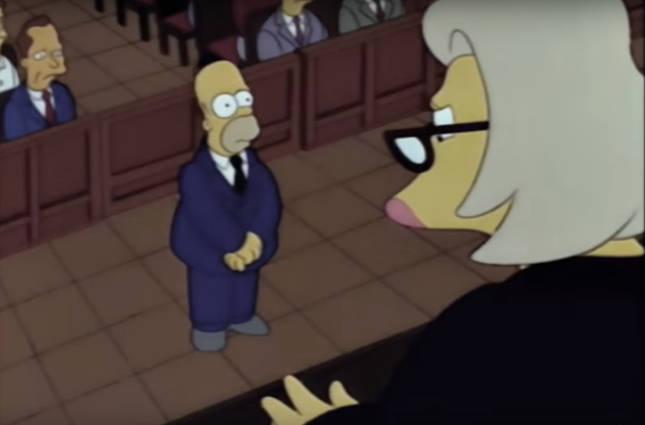 homero simpson Making A Murderer