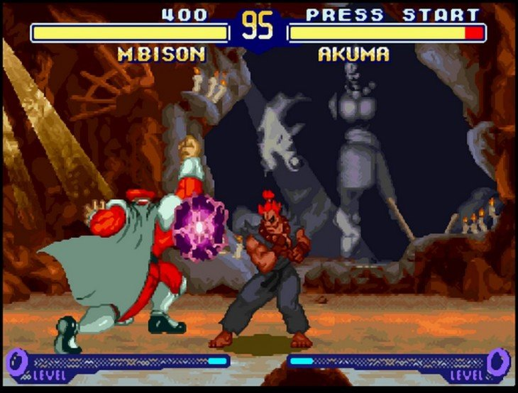 Street Fighter Alpha/Alpha 2
