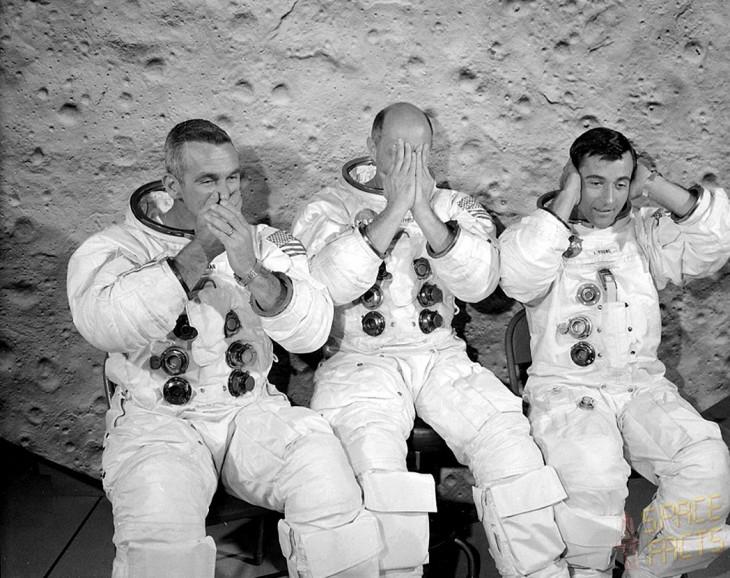 Tripulación del Apolo 10