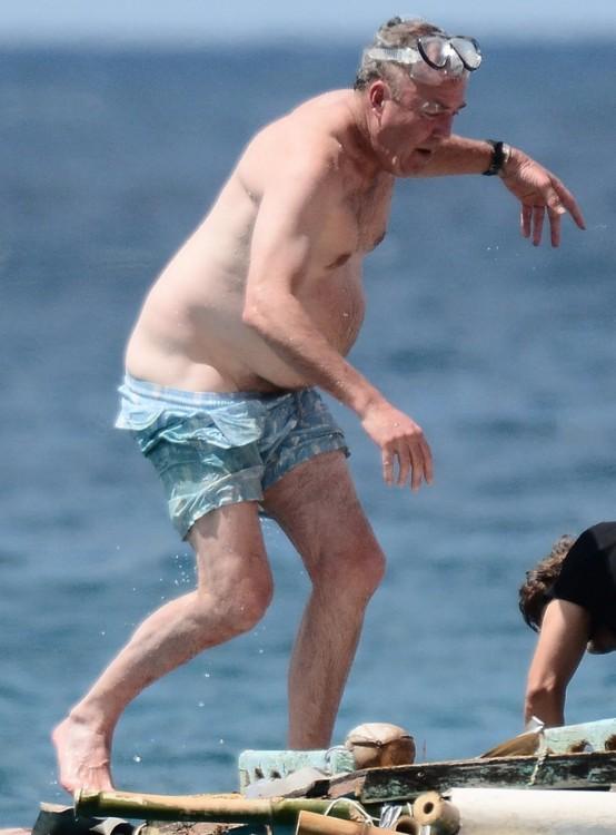 Jeremy Clarkson en Batalla de Photoshop
