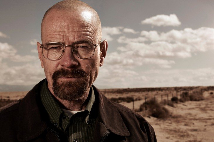 Escena de Breaking Bad