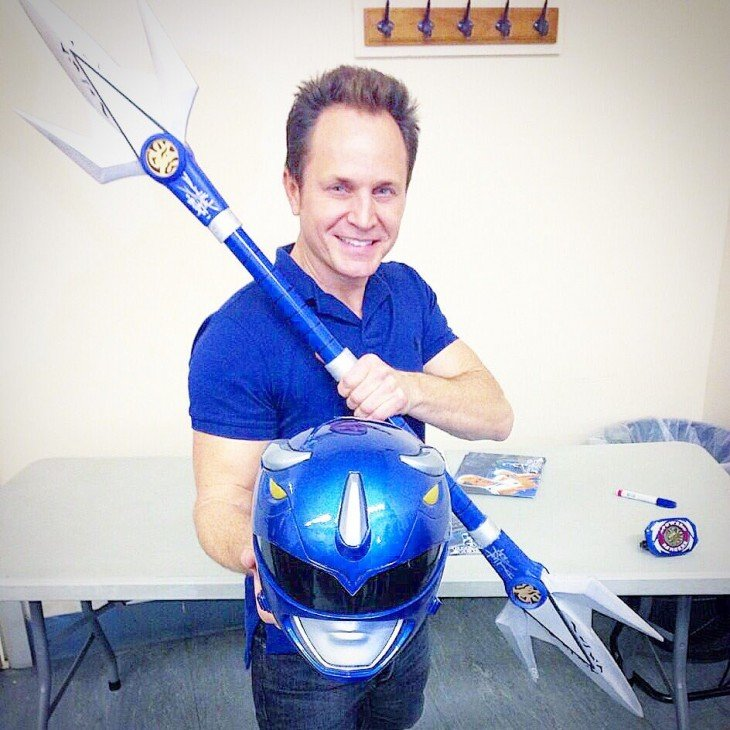 David Yost, el Ranger Azul