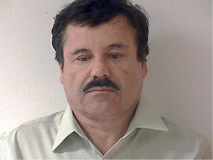 Chapo Guzmán en la cárcel