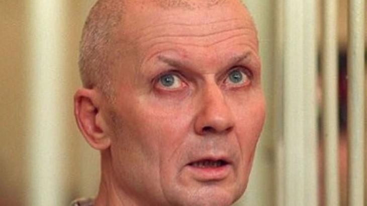 Chikatilo, el carnicero de Ucrania