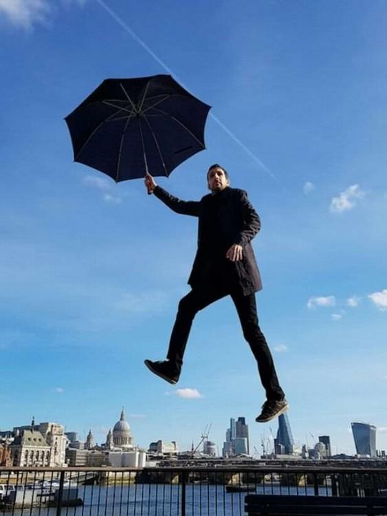 Dynamo, ilusionista, Marry Poppins