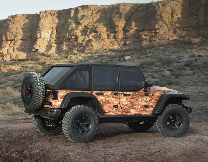 Jeep Trailstorm