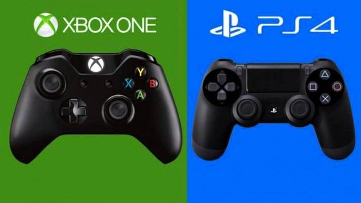 Xbox one PSP 4