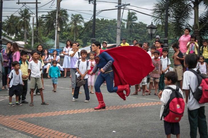 Herbert Chavez Superman