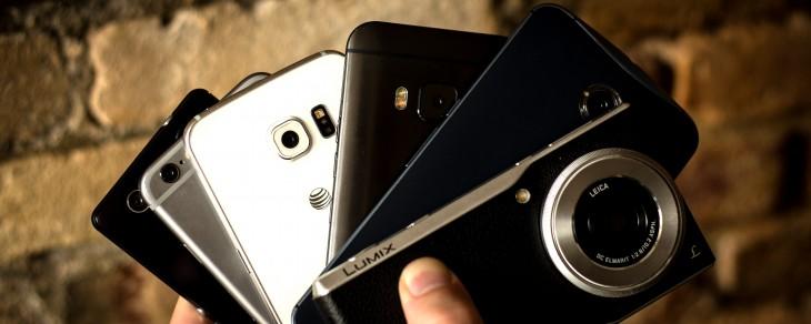 cámaras megapixeles