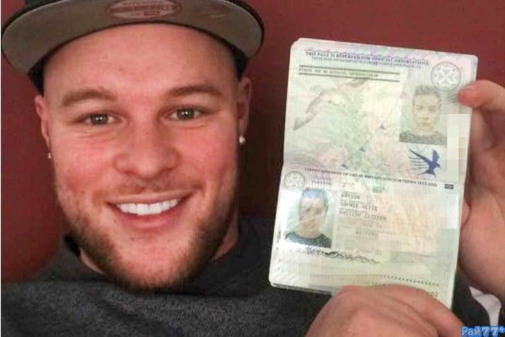 Josh Reed pasaporte