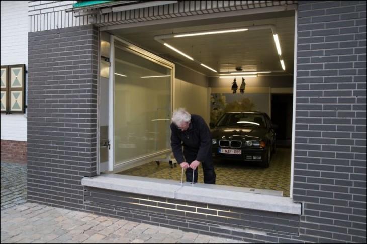 Garaje Bélgica