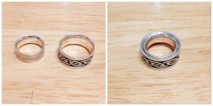anillos perfectos