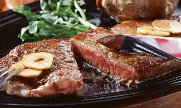 Wagyu Kobe Steak