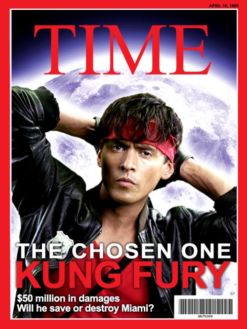 Kung Fury. rekka-alexiel