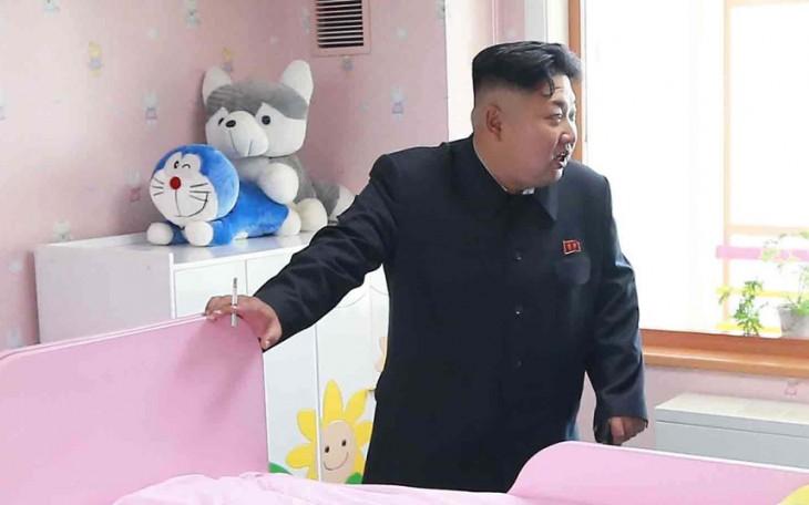 Kim Jong-Un desata Batalla de Photoshop