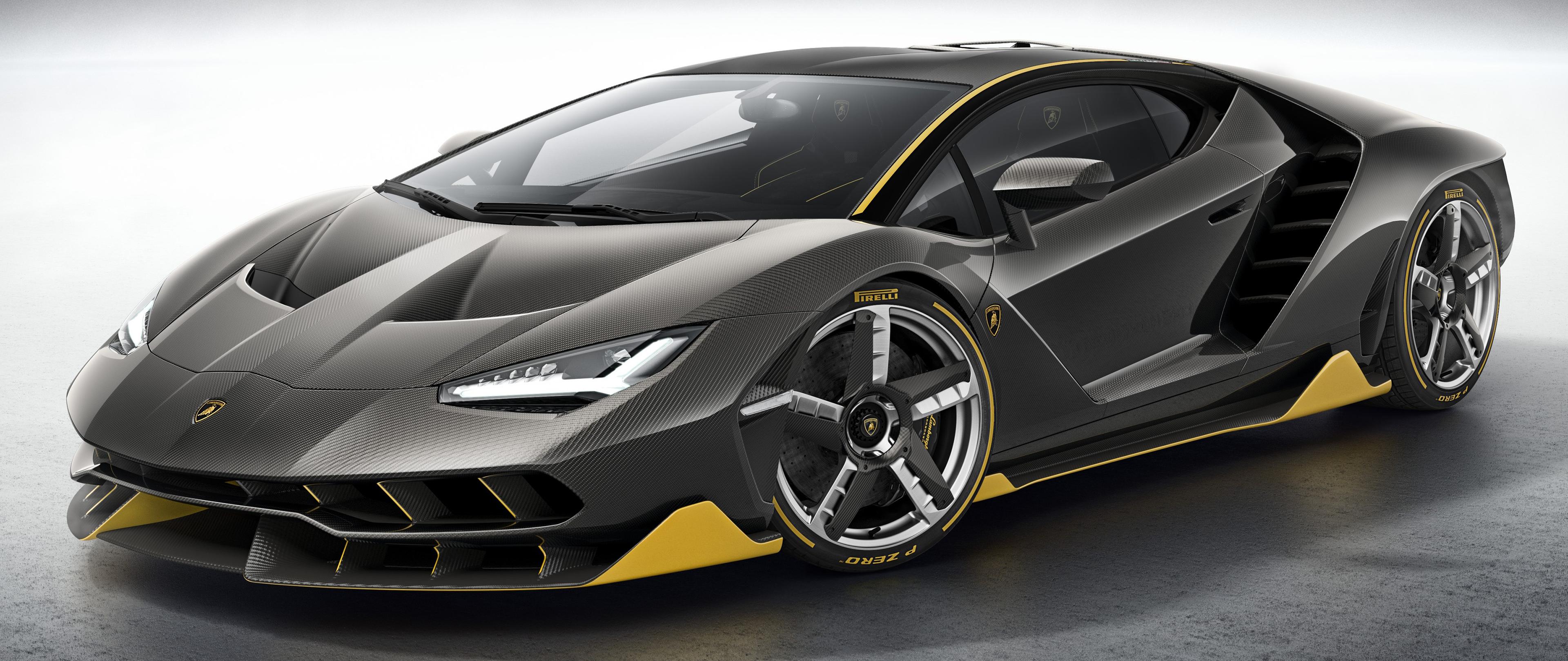 Llega El Lamborghini Centenario Con Un Motor De 770 Hp