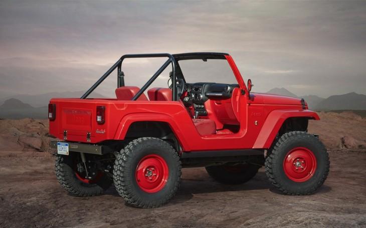 Jeep retro