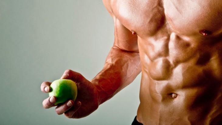 músculo vegetariano