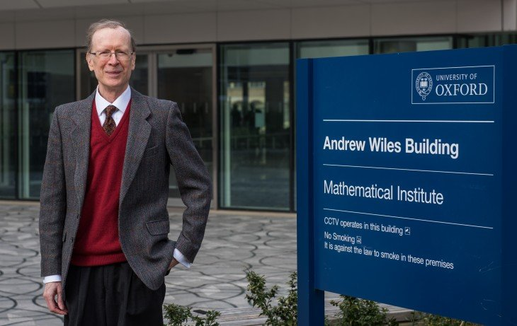 Andrew Wiles resolvió el último teorema de Fermat