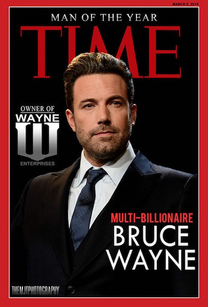Bruce Wayne Time