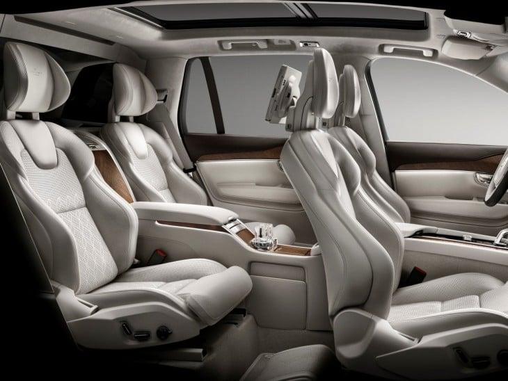 Asientos Volvo