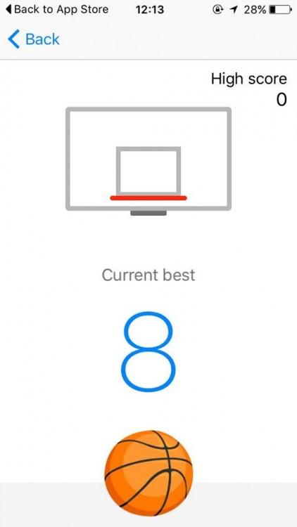 Emoji basquetbol