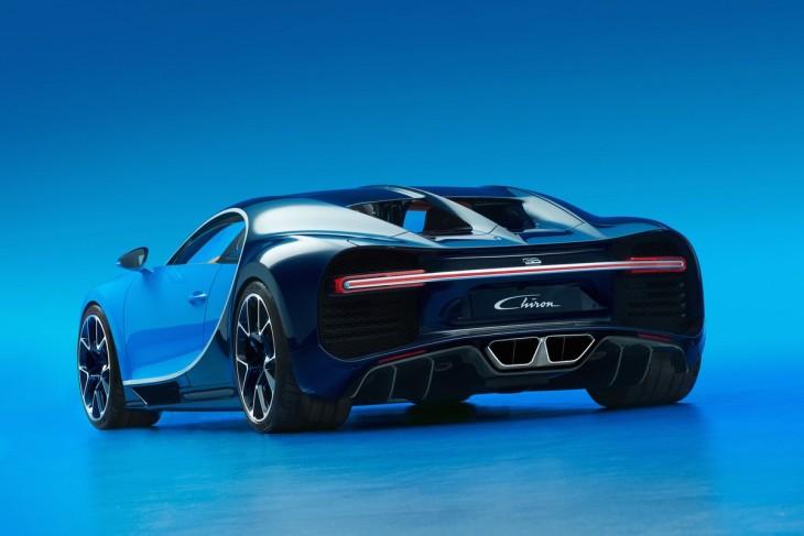 Bugatti Chiron, el más veloz del mundo