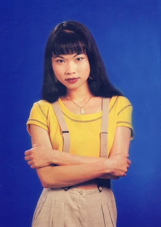 Thuy Trang, la Ranger Amarilla