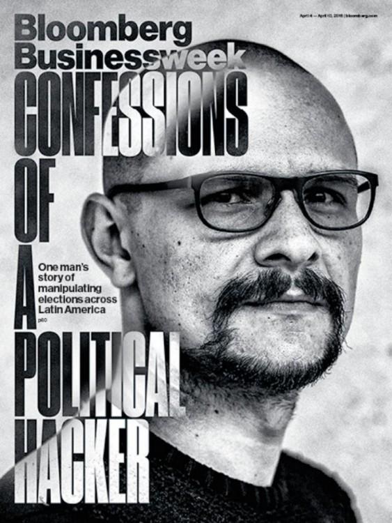 Bloomberg Businessweek, Andrés Sepúlveda