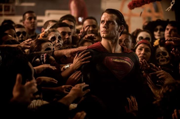 Batman V Superman mexico