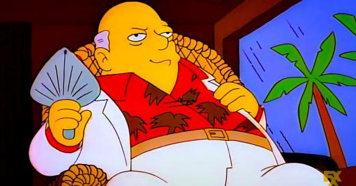 ¡Increíble!: 'Los Simpson' predijeron el escándalo #PanamaPapers hace 20 años