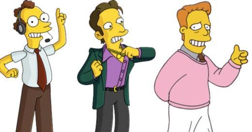 ¿Eres capaz de nombrar a estos 66 personajes de 'Los Simpson'?
