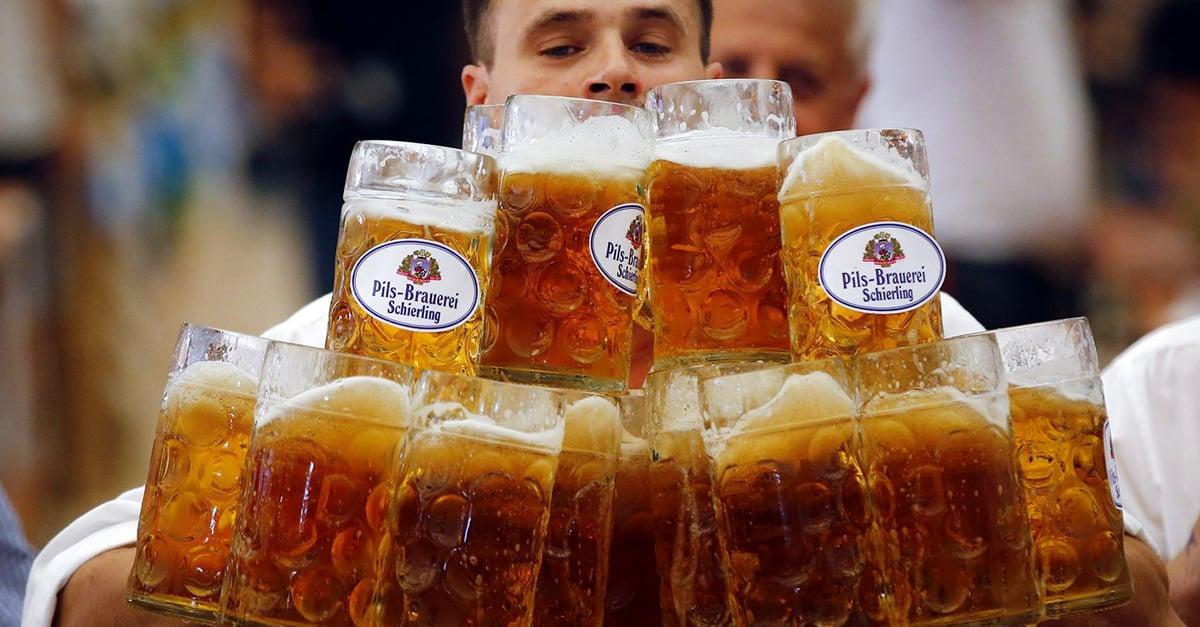 cerveza bajar de peso